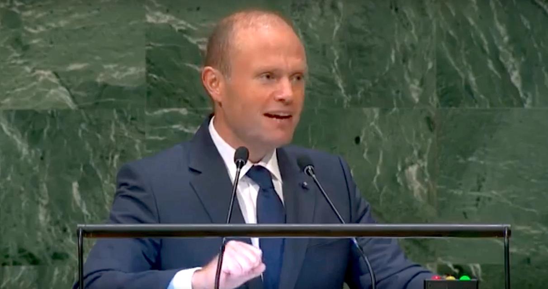 Malta's Prime Minister tells UN crypto is the 'Future of Money'