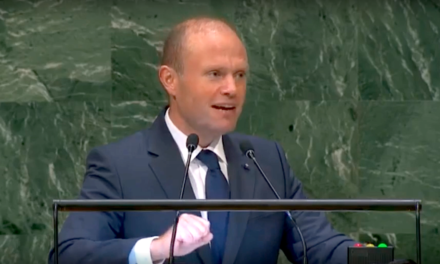 Malta's Prime Minister tells UN crypto is the 'Future of Money'