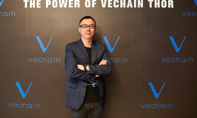 VeChain founder: Who is Sunny Lu?